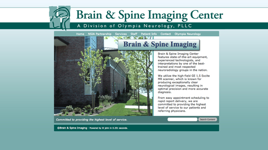 Olympia Brain & Spine Imaging