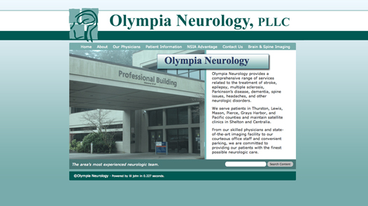 Olympia Neurology